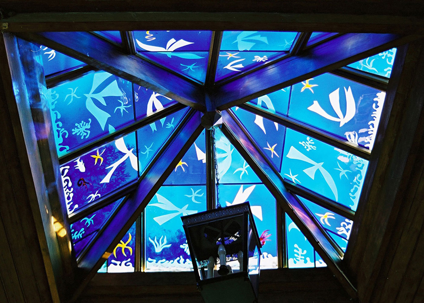 A Matisse inspired dome