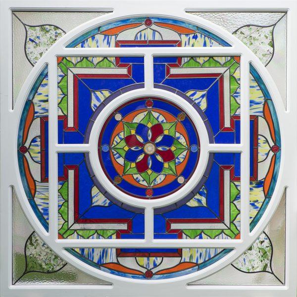 'Mandala' A spiritual symbol representing the Universe