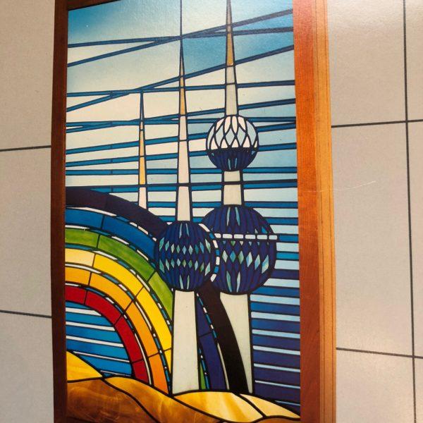 Rebuild Kuwait (Commissioned by Arabian Exhibition Management 1991)